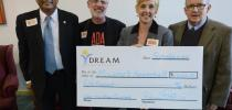 DREAM Partnership Presents Millersville University with Grant Funds