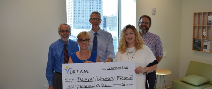 Drexel University – DREAM Sponsored Program