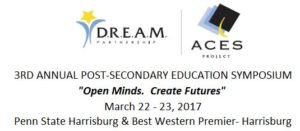 Register Now! 2017 Symposium – Open Minds. Create Futures.