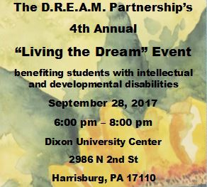 """Living the Dream"" Fundraiser"